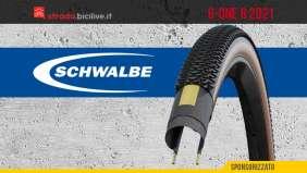 I nuovi pneumatici per bici gravel Schwalbe G-One R 2021
