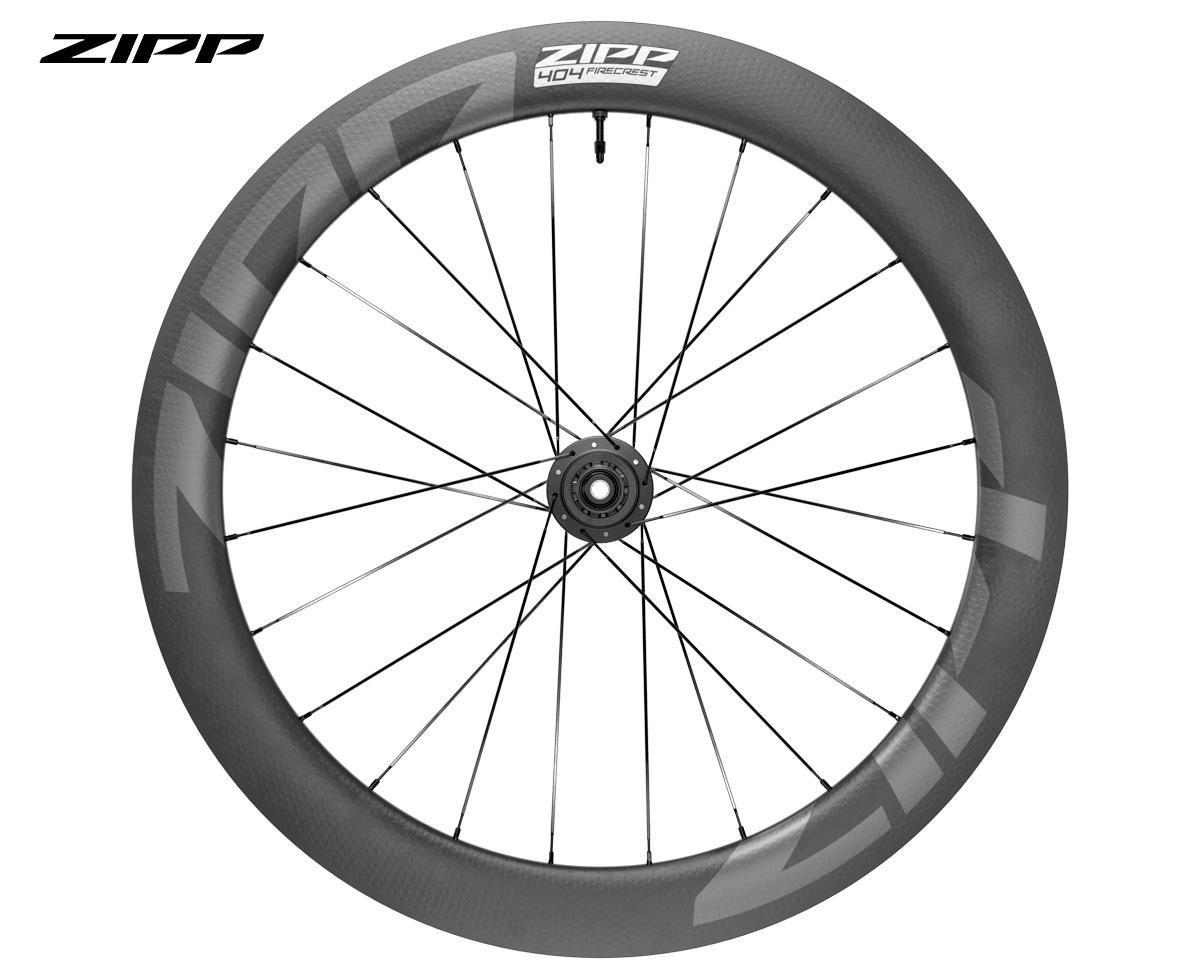 La nuova ruota per bici da corsa Zipp 404 Firecrest 2021
