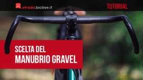 La guida alla scelta del manubrio per bici da gravel