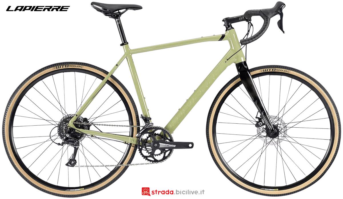 La nuova bici da strada Lapierre Crosshill 2.0 2021