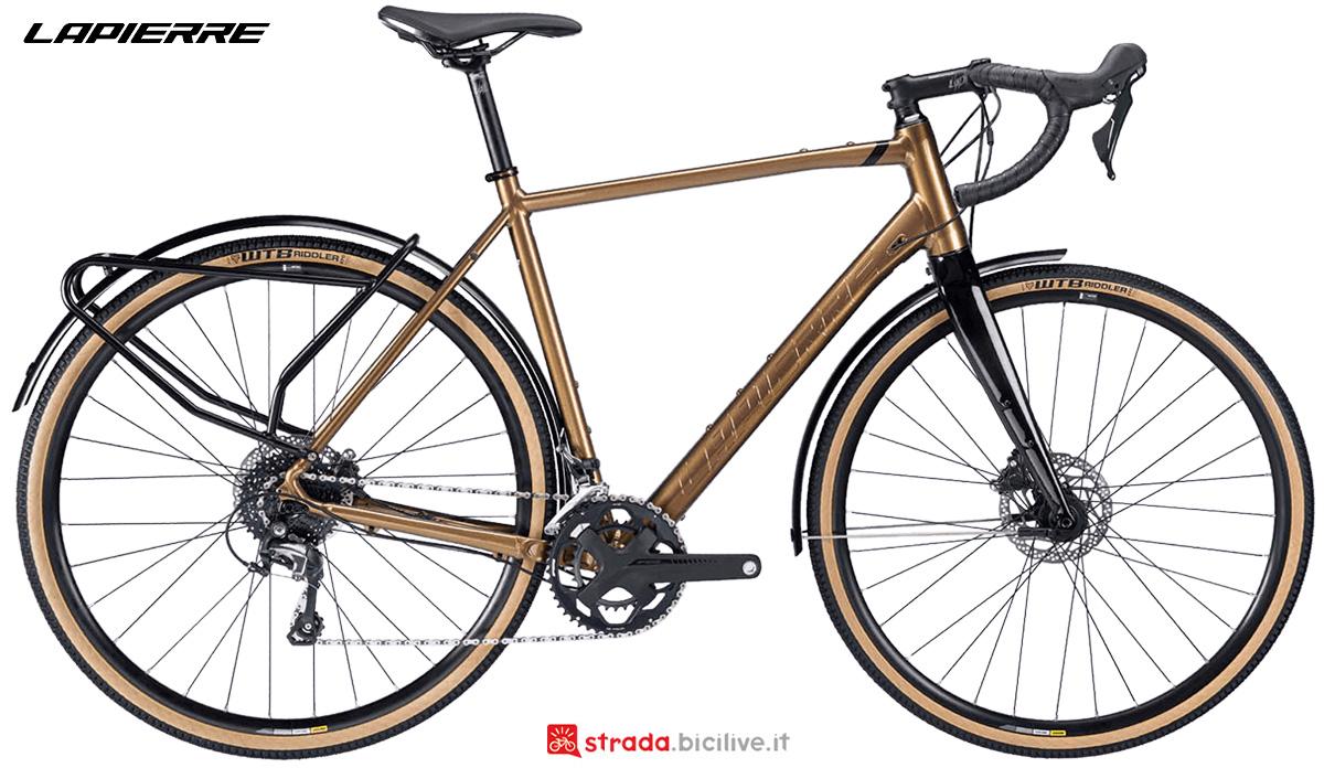 La nuova bici da strada e città Lapierre Crosshill 3.0 2021