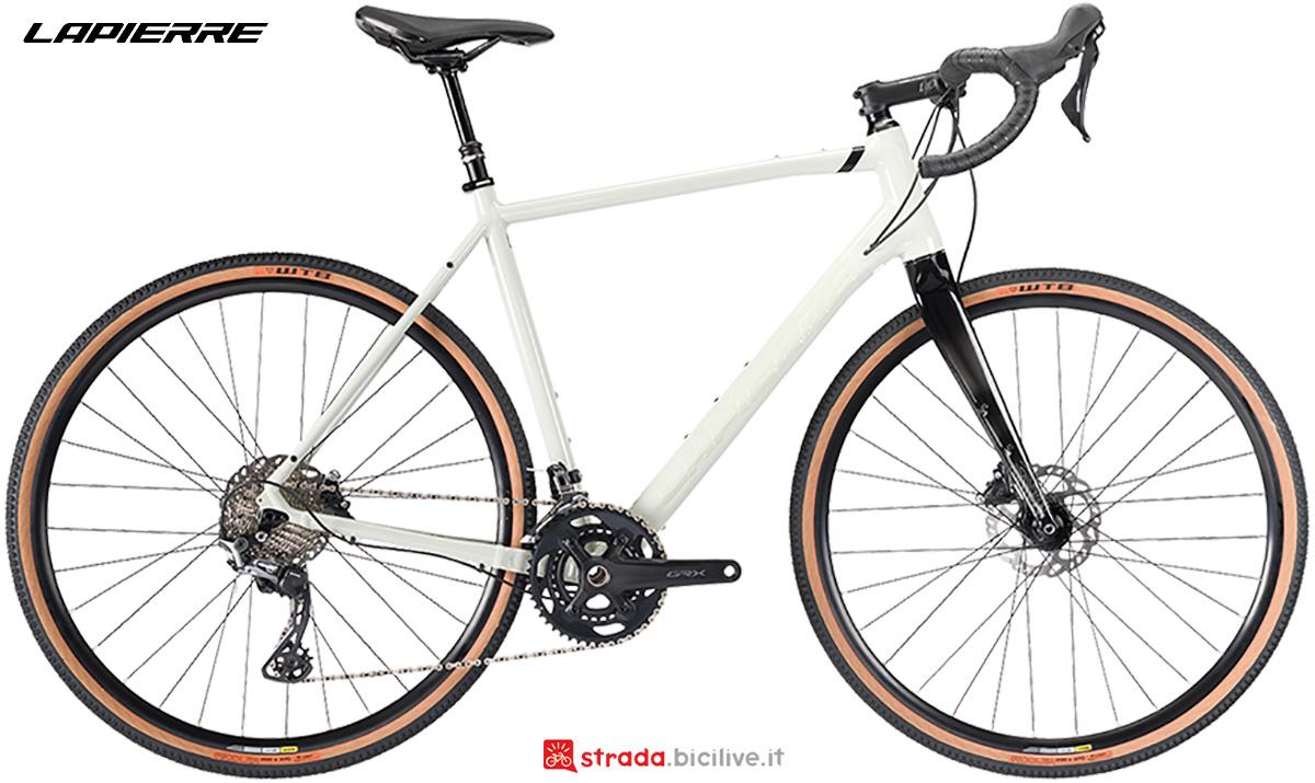 La nuova bici da strada Lapierre Crosshill 5.0 2021