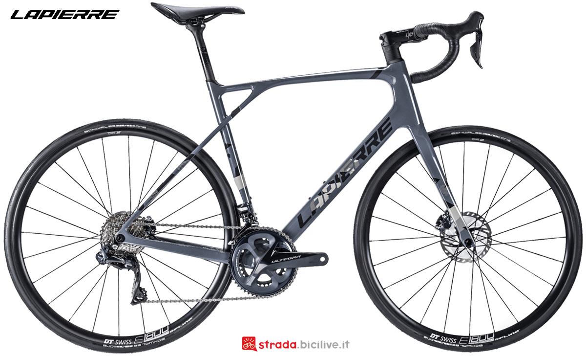 La nuova bici da strada Lapierre Pulsium SAT 7.0 Disc 2021