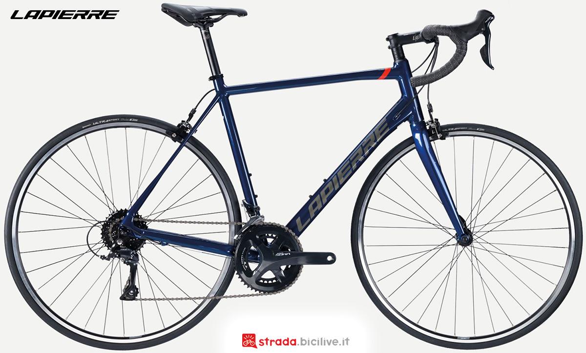 La nuova bici da strada Lapierre Sensium 2.0 2021