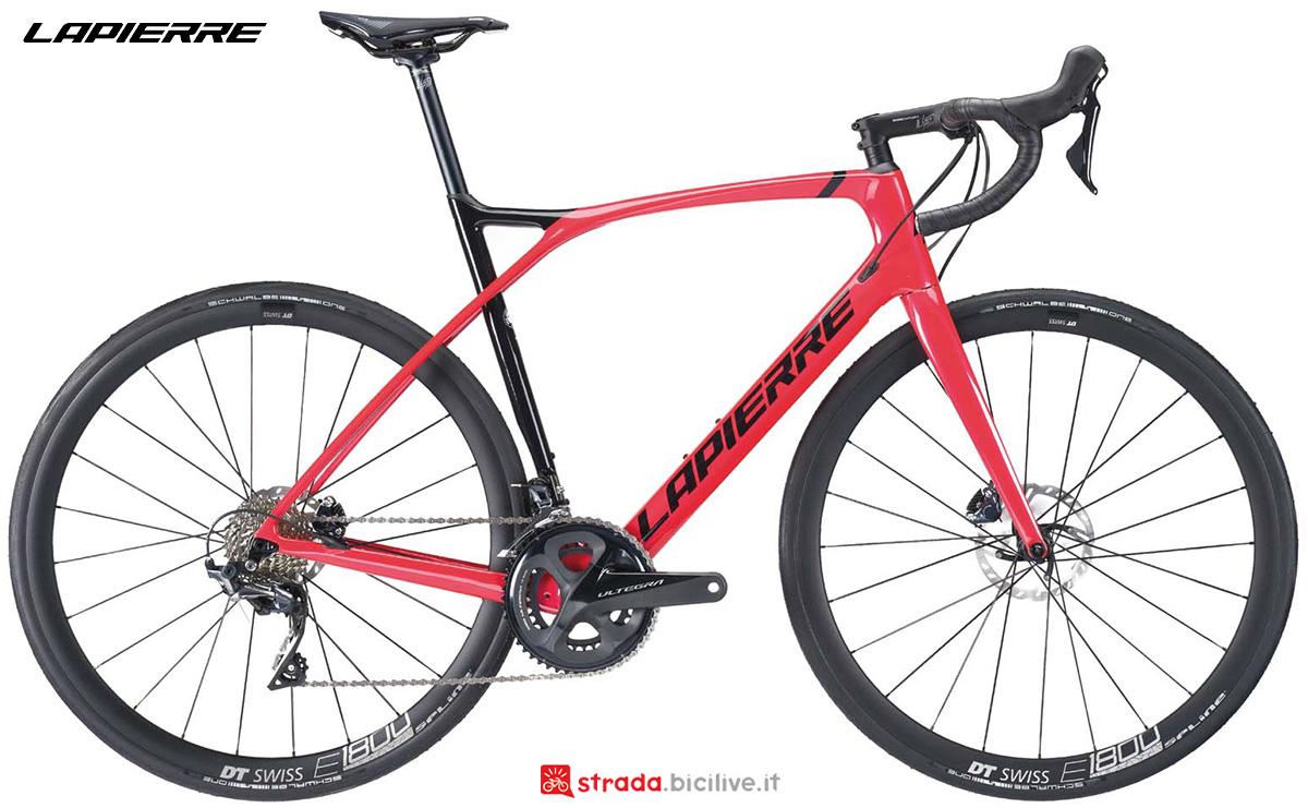 La nuova bici da corsa Lapierre Xelius SL 6.0 Disc 2021