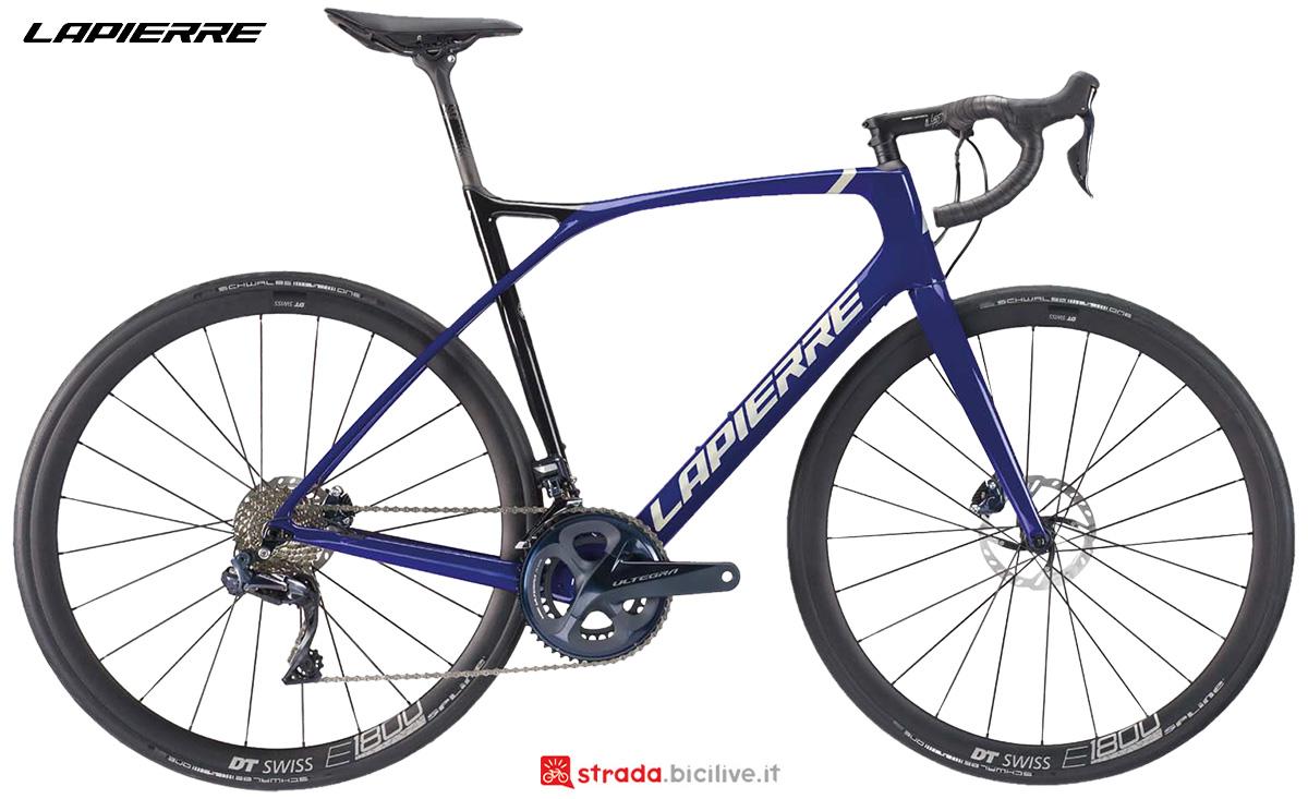 La nuova bici da strada Lapierre Xelius SL 7.0 Disc 2021