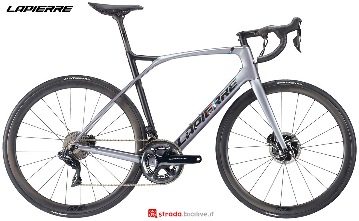 La nuova bici da corsa Lapierre Xelius SL 9.0 Disc 2021