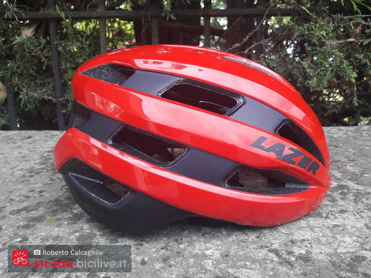 Il lato destro del nuovo casco per bici da strada Lazer Sphere 2021