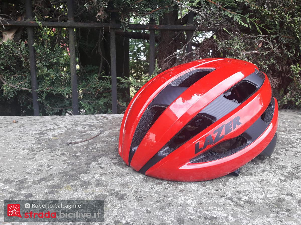 Il nuovo casco per bici da strada Lazer Sphere 2021