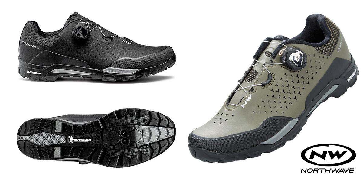 La nuova scarpa per mtb e bici gravel Northwave X-trail Plus 2021