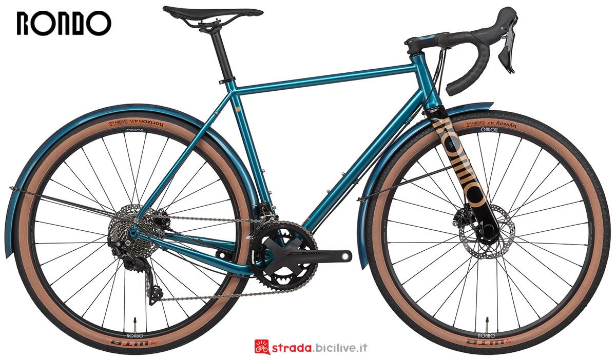 La nuova bici da strada Rondo Bikes Mutt St 2021
