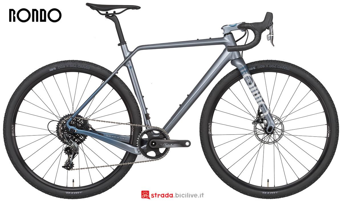 La nuova bicicletta da gravel Rondo Bikes Ruut Cf1 2021