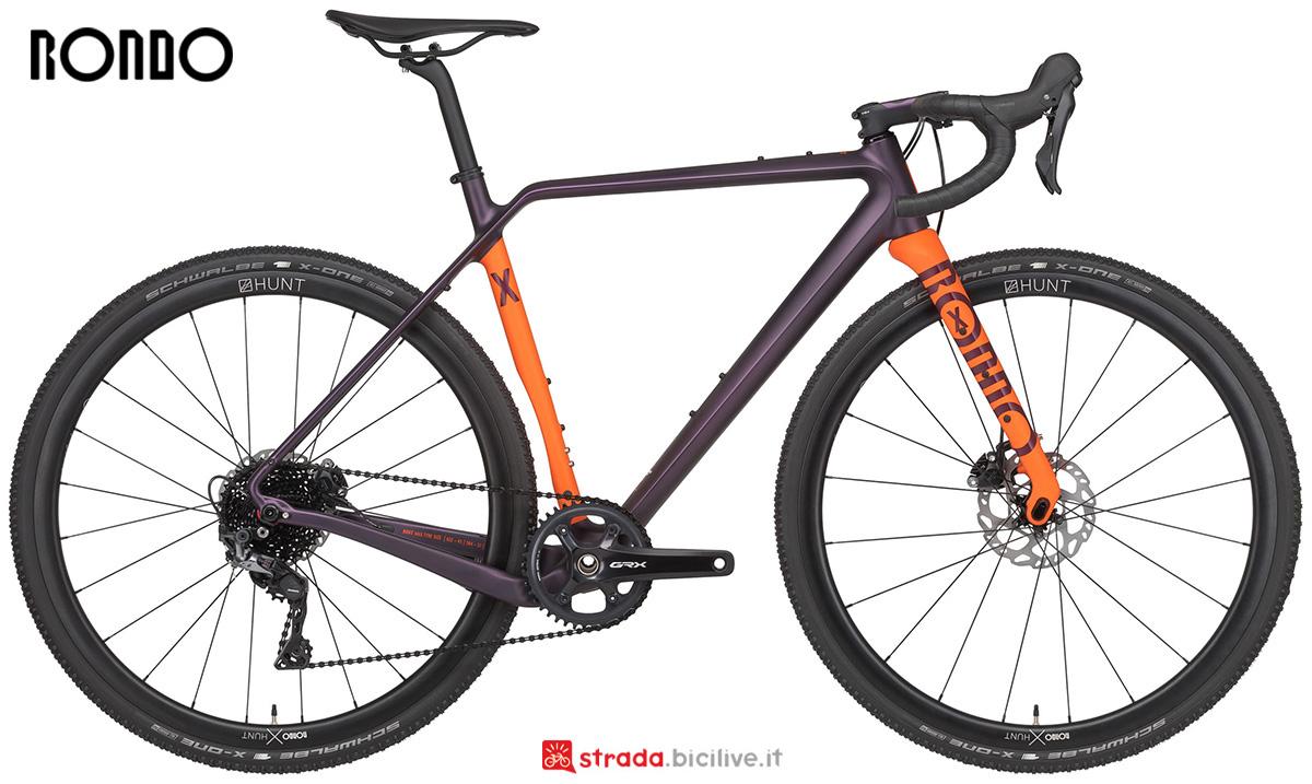 La nuova bici da gravel Rondo Ruut X 2021