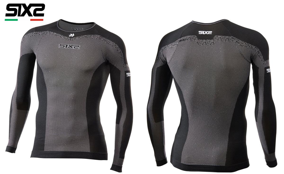 La nuova maglia intima tecnica per il ciclismo Six2 TS2L BT 2021