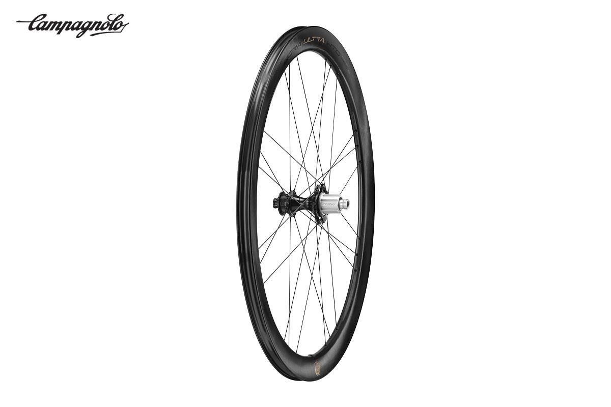 La nuova ruota per bici da corsa Campagnolo Bora Ultra WTO 45 2021