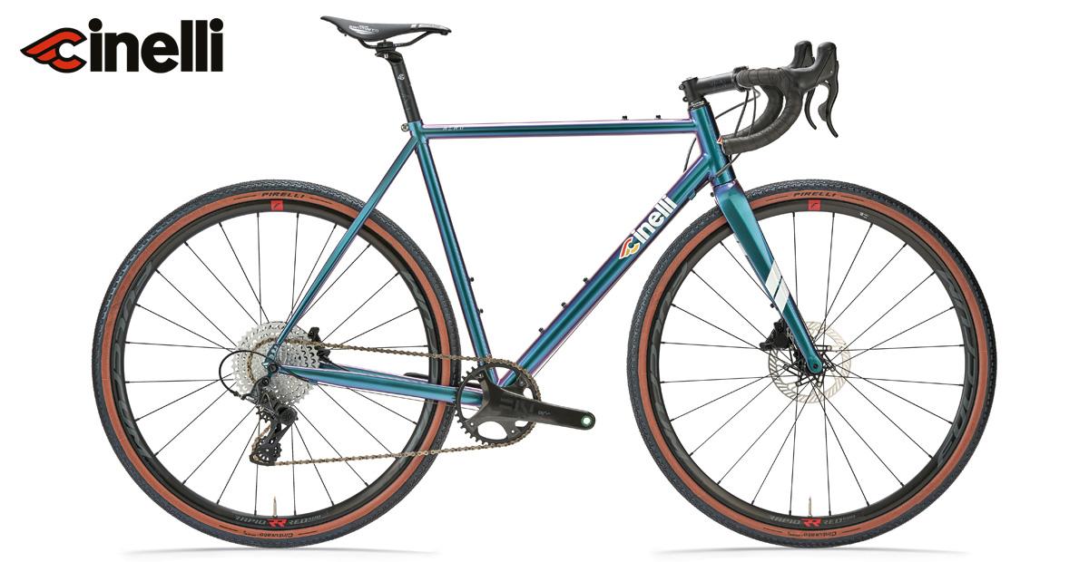 Bicicletta gravel Cinelli Nemo Gravel 2021