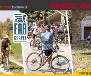 Cannondale FAR Gravel 2021: gara non agonistica