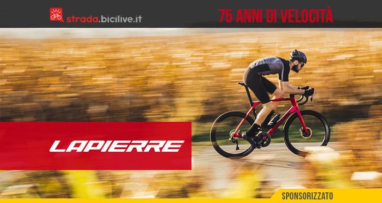 La biografia del celebre marchio francese di bici da corsa Lapierre