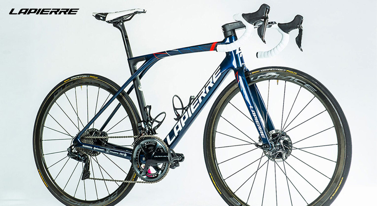 La nuova bici da corsa Lapierre Xelius SL 2022