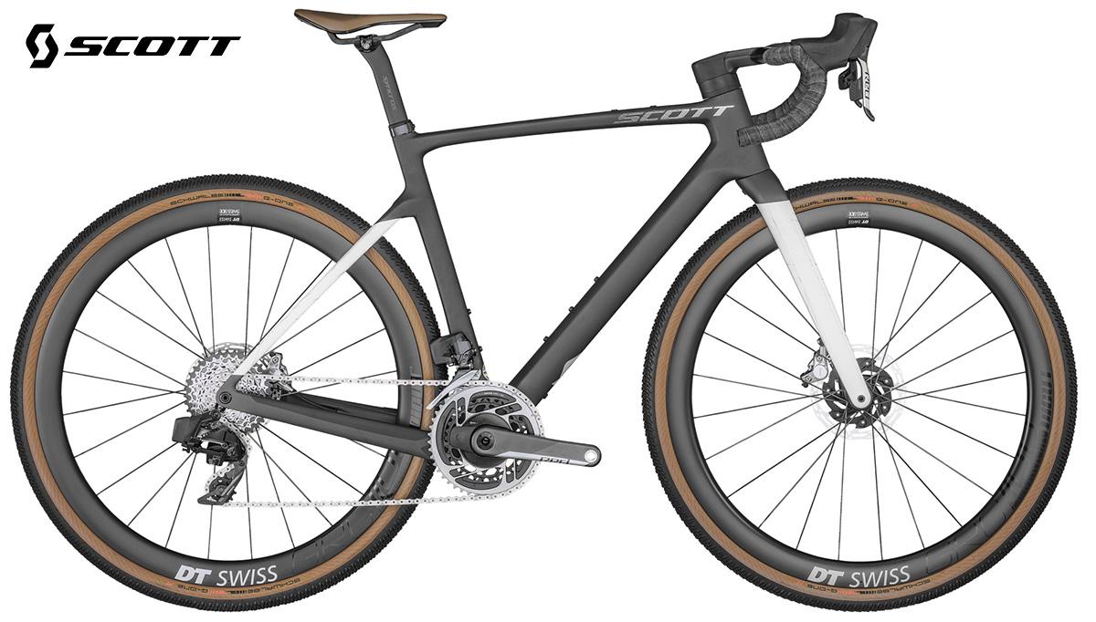 La nuova bici da gravel Scott Addict Gravel Tuned 2022