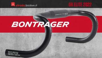 Il nuovo manubrio per biciclette da corsa e gravel Bontrager GR Elite 2022