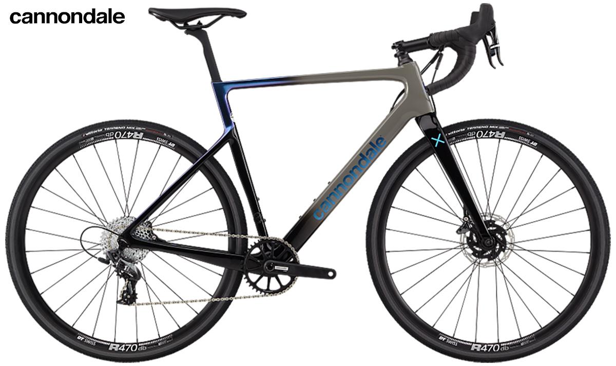 La nuova bici da gravel Cannondale Supersix Evo CX 2022