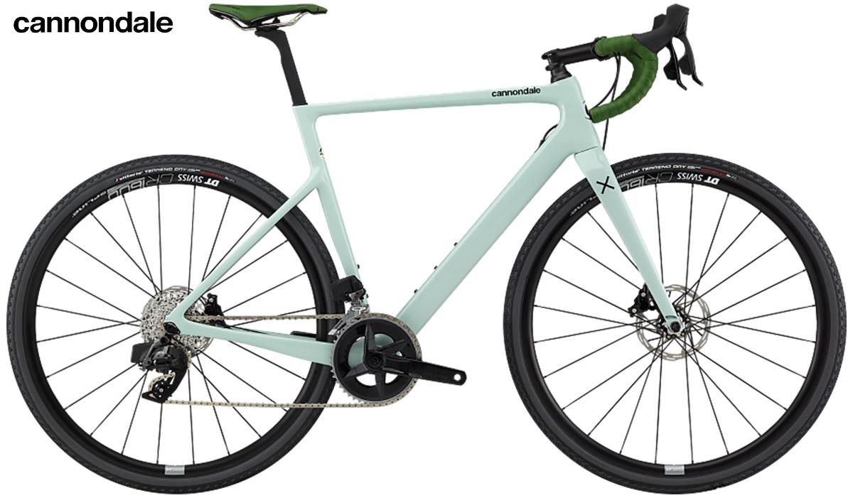 La nuova bici da gravel Cannondale Supersix Evo SE 2022