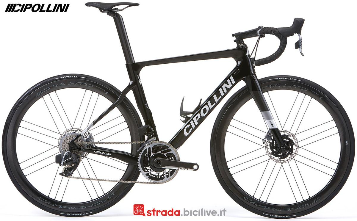 La nuova bici da corsa Cipollini Bond2 2022