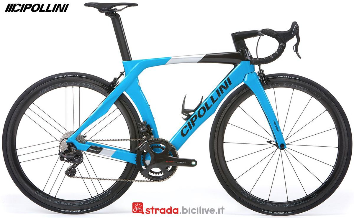 La nuova bicicletta da corsa Cipollini RB1K THE ONE 2022