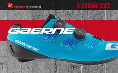 La nuova scarpa per bicicletta da strada Gaerne G. Chrono 2022