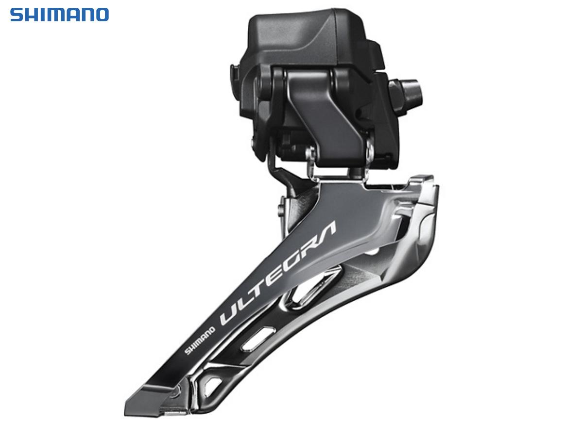 Il deragliatore posteriore FD-R8150 del nuovo gruppo Shimano Ultegra 8100